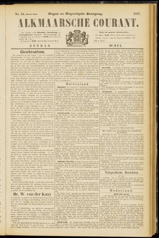 Alkmaarsche Courant 1897-05-30