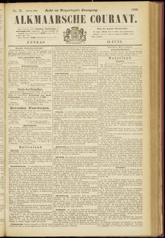Alkmaarsche Courant 1896-06-14