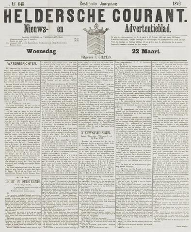 Heldersche Courant 1876-03-22