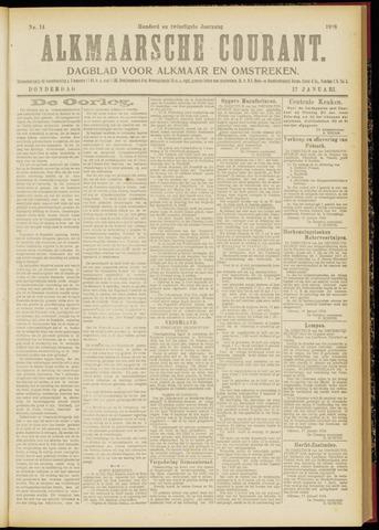 Alkmaarsche Courant 1918-01-17