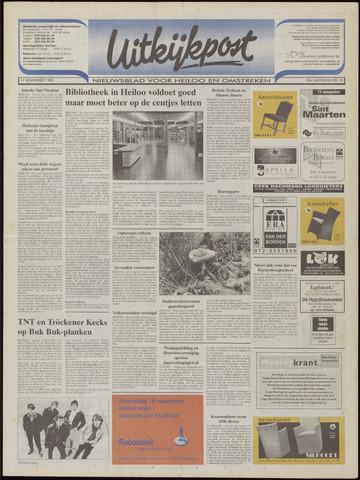 Uitkijkpost : nieuwsblad voor Heiloo e.o. 1998-11-11