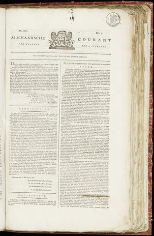 Alkmaarsche Courant 1821-02-26