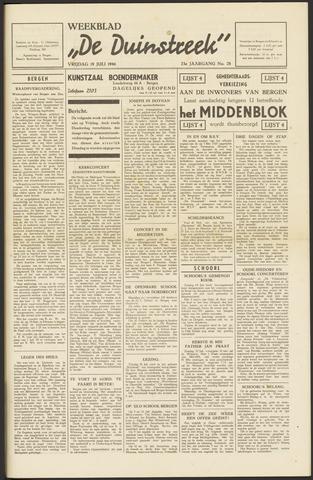 De Duinstreek 1946-07-19