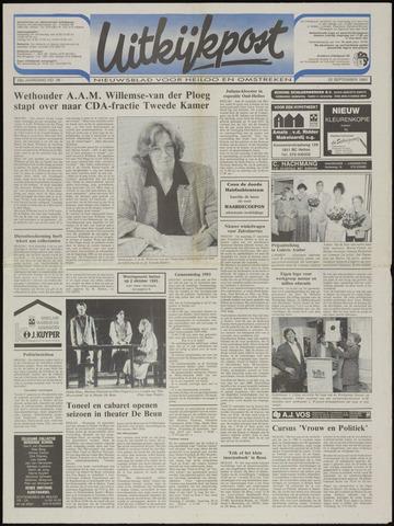 Uitkijkpost : nieuwsblad voor Heiloo e.o. 1993-09-22