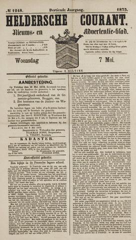 Heldersche Courant 1873-05-07