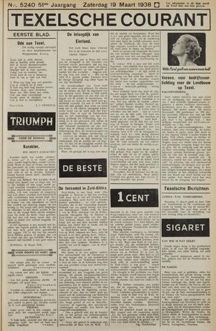 Texelsche Courant 1938-03-19