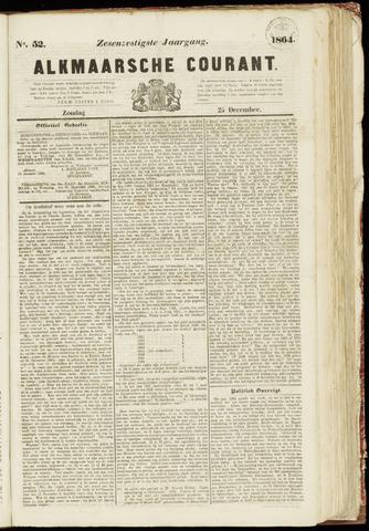 Alkmaarsche Courant 1864-12-25