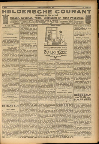 Heldersche Courant 1923-03-29