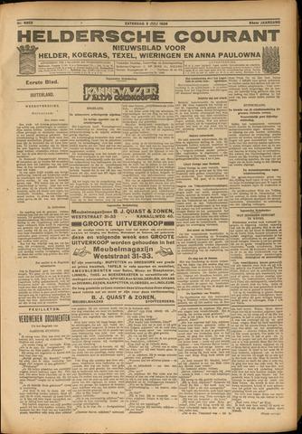 Heldersche Courant 1926-07-03