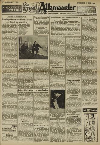 De Vrije Alkmaarder 1949-05-11