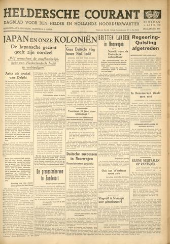 Heldersche Courant 1940-04-16