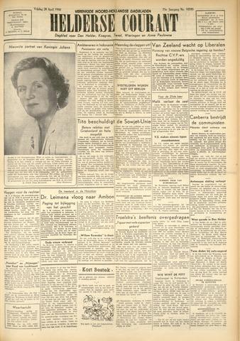 Heldersche Courant 1950-04-28