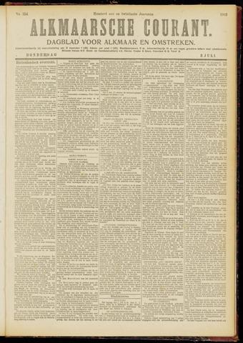 Alkmaarsche Courant 1919-07-03