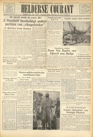Heldersche Courant 1953-05-02
