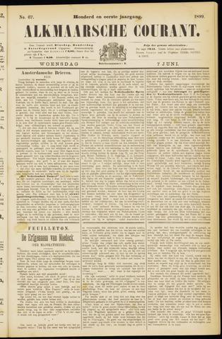 Alkmaarsche Courant 1899-06-07