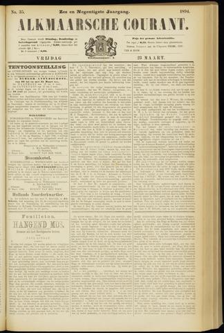 Alkmaarsche Courant 1894-03-23