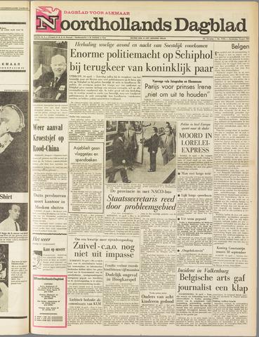 Noordhollands Dagblad : dagblad voor Alkmaar en omgeving 1964-04-16