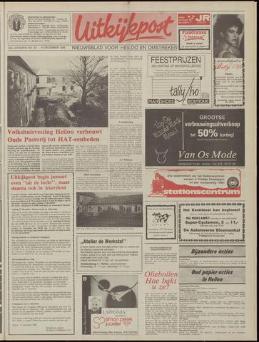 Uitkijkpost : nieuwsblad voor Heiloo e.o. 1985-12-18
