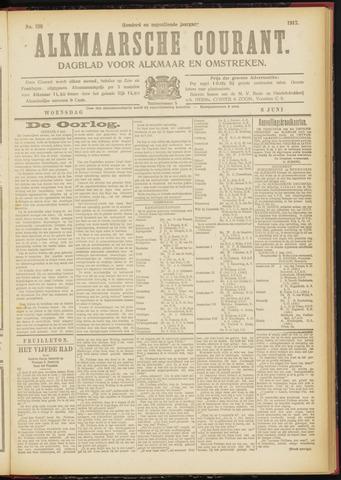 Alkmaarsche Courant 1917-06-06