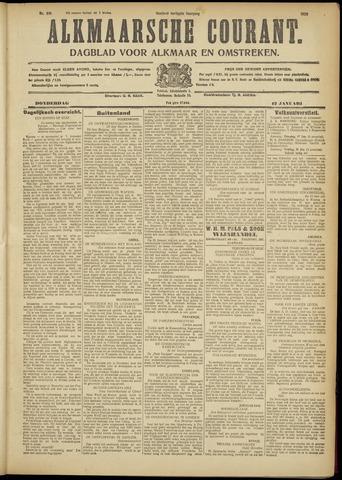 Alkmaarsche Courant 1928-01-12