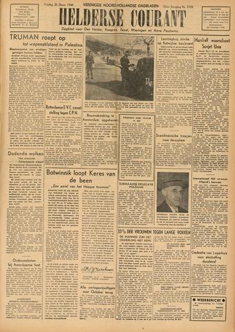 Heldersche Courant 1948-03-26