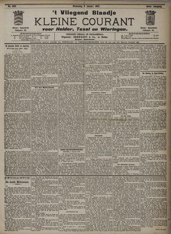 Vliegend blaadje : nieuws- en advertentiebode voor Den Helder 1902-01-08