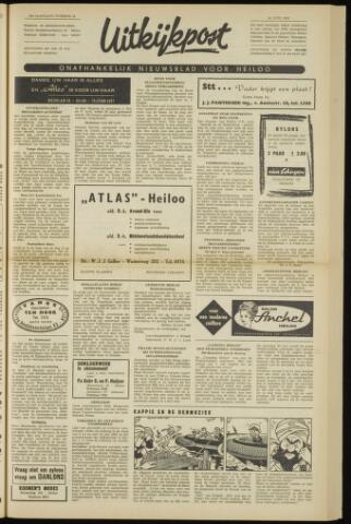 Uitkijkpost : nieuwsblad voor Heiloo e.o. 1962-06-14