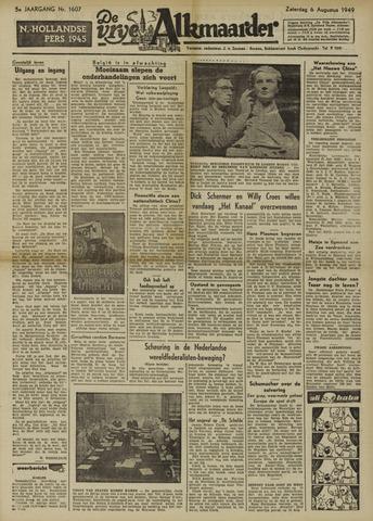 De Vrije Alkmaarder 1949-08-06