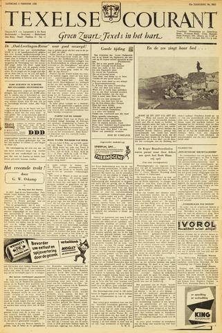 Texelsche Courant 1952-02-09