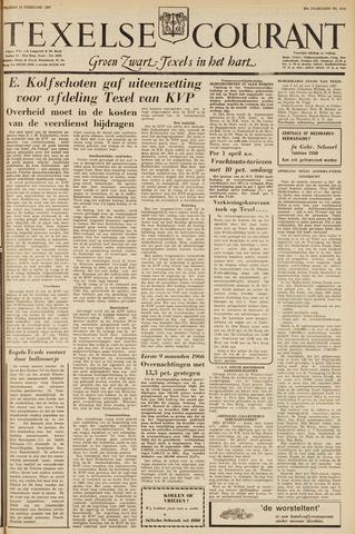 Texelsche Courant 1967-02-10