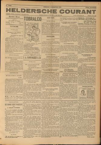 Heldersche Courant 1929-08-06