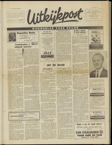 Uitkijkpost : nieuwsblad voor Heiloo e.o. 1971-01-27