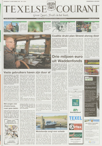 Texelsche Courant 2009-06-04