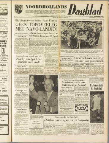 Noordhollands Dagblad : dagblad voor Alkmaar en omgeving 1959-08-06