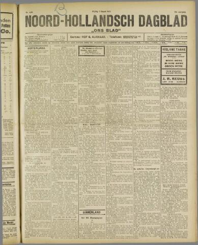 Ons Blad : katholiek nieuwsblad voor N-H 1922-03-17