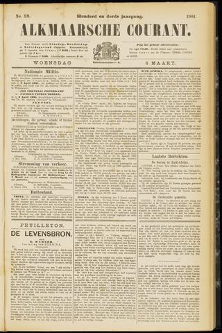 Alkmaarsche Courant 1901-03-06