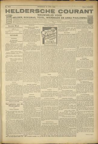 Heldersche Courant 1925-04-16