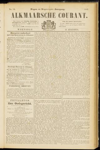 Alkmaarsche Courant 1897-08-11