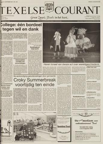 Texelsche Courant 2000-08-04