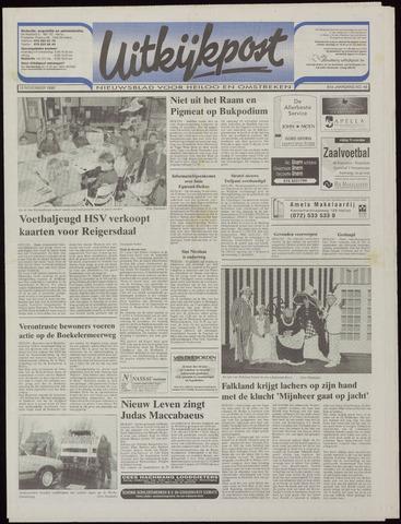 Uitkijkpost : nieuwsblad voor Heiloo e.o. 1996-11-13