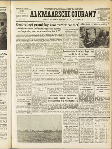 Alkmaarsche Courant 1955-07-25