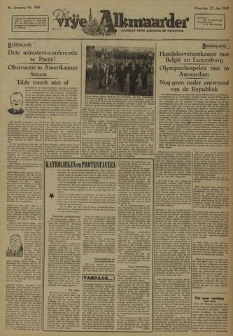De Vrije Alkmaarder 1947-06-23