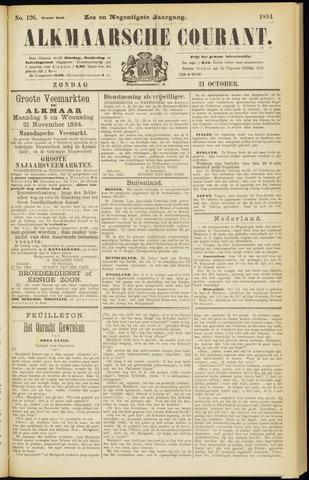 Alkmaarsche Courant 1894-10-21