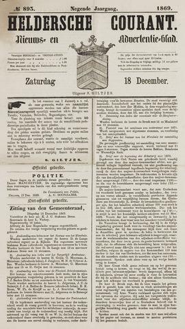 Heldersche Courant 1869-12-18