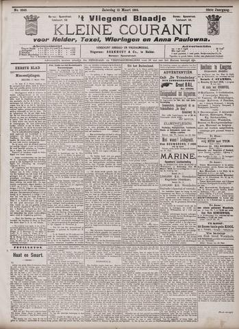 Vliegend blaadje : nieuws- en advertentiebode voor Den Helder 1904-03-12