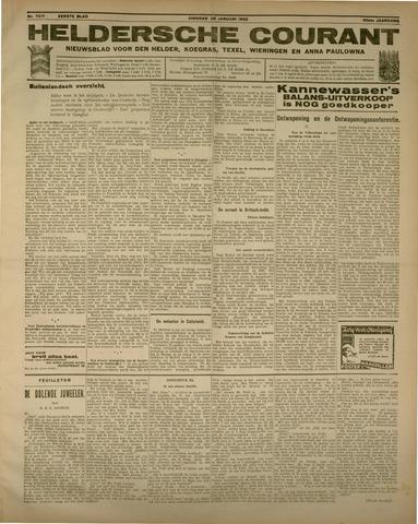 Heldersche Courant 1932-01-26