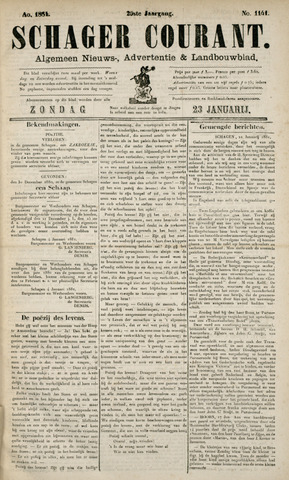 Schager Courant 1881-01-23