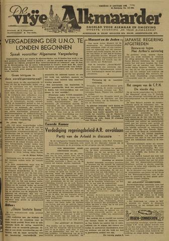 De Vrije Alkmaarder 1946-01-11