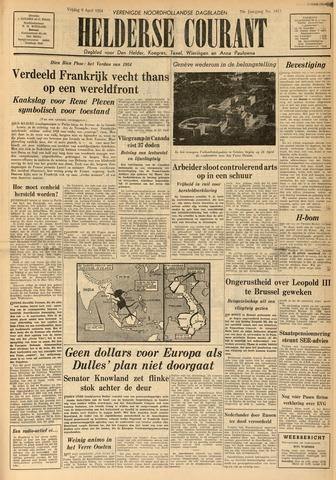 Heldersche Courant 1954-04-09