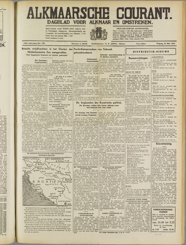 Alkmaarsche Courant 1941-05-23